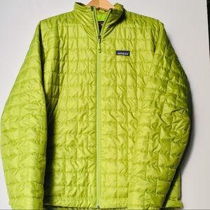 🔥Host Pick 🔥 Nano Puff Zip up sweater jacket Lg